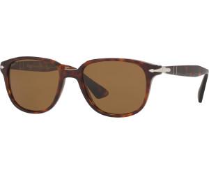 PERSOL Persol Herren Sonnenbrille » PO3149S«, schwarz, 95/31 - schwarz/grün