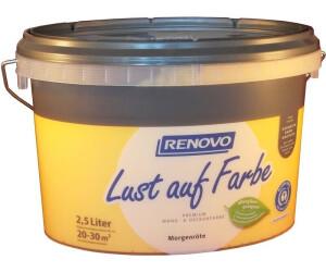 Renovo Wandfarbe Morgenröte matt 2,5 l