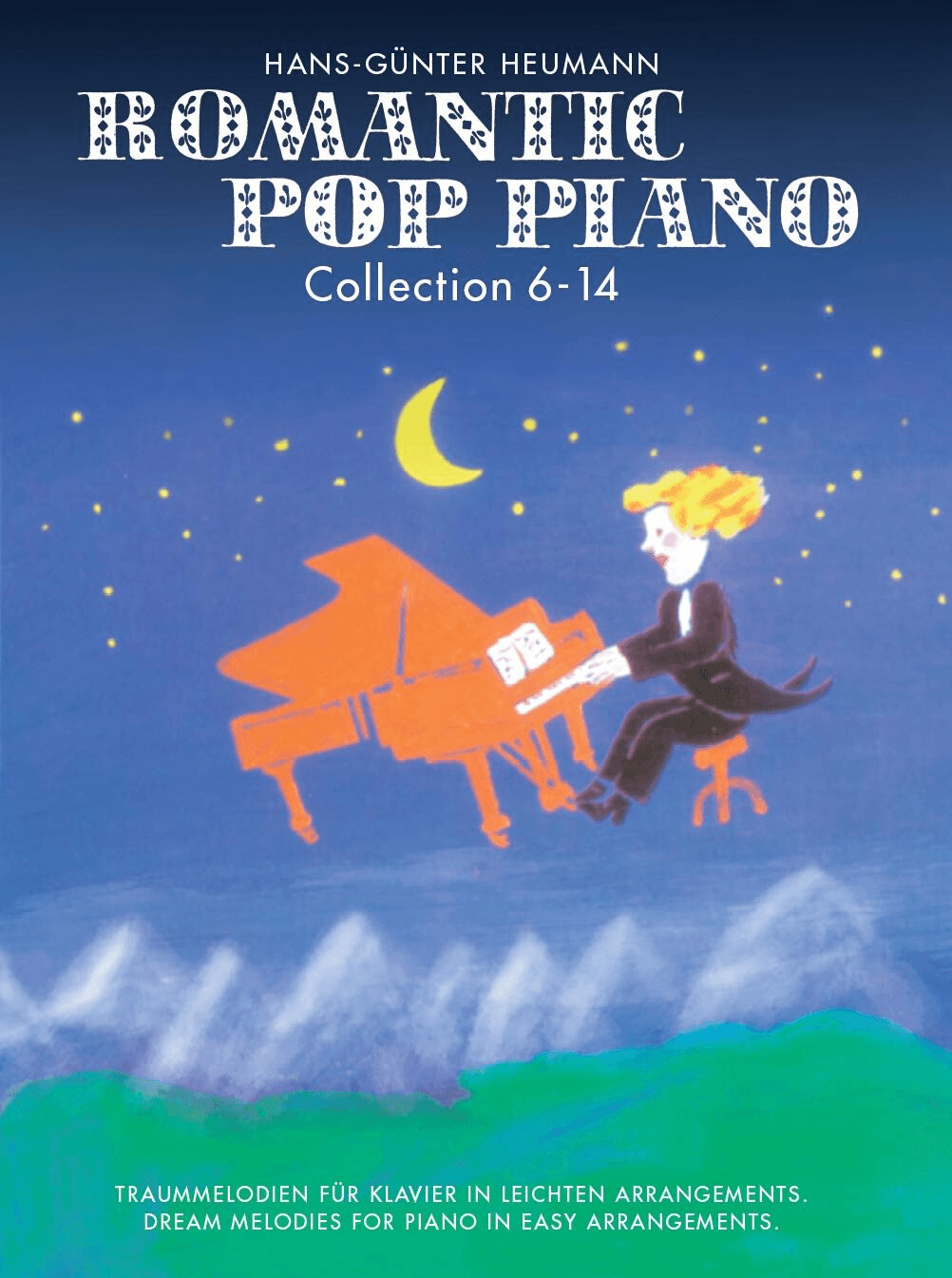 Bosworth Romantic Pop Piano 6-14 Best Of