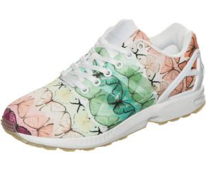 Adidas ZX Flux W footwear whitelinen green a € 70,65