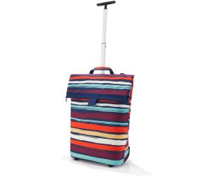 Reisenthel Trolley M Millefleurs Reisetrolley 43 Liter Einkaufstasche Tasche Möbel & Wohnen