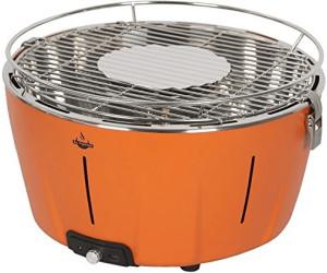 El Fuego Rauchfreier Holzkohlegrill Tulsa : El fuego tulsa orange ab u20ac 39 99 preisvergleich bei idealo.at