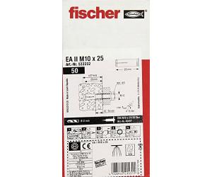 Fischer 500872/EA II M10/x 40/48339