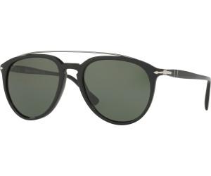 PERSOL Persol Herren Sonnenbrille » PO3159S«, braun, 904656 - braun/blau