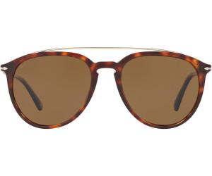 PERSOL Persol Herren Sonnenbrille » PO3159S«, braun, 901557 - braun/braun