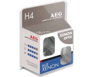 AEG Blue Xenon H4 2-er Set
