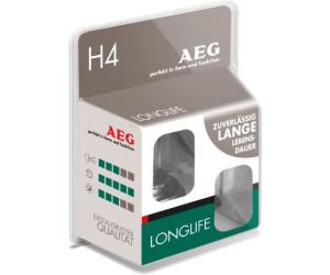 AEG Longlife H4 2-er Set