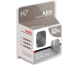 AEG White Xenon H7 2-er Set