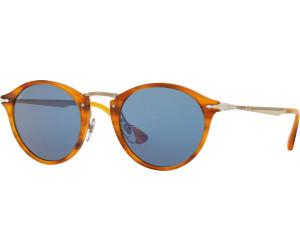 PERSOL Persol Herren Sonnenbrille » PO3166S«, braun, 960/56 - braun/blau