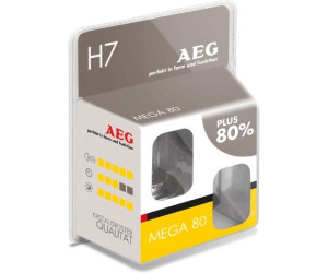 AEG Mega 80 H7 2-er Set