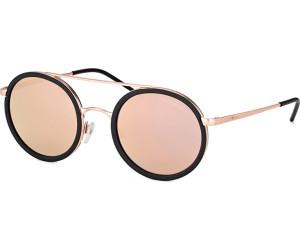 Emporio Armani Herren Sonnenbrille » EA2041«, schwarz, 30011U - schwarz/silber