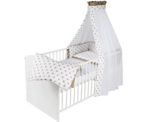 schardt komplettbett classic line big stars beige ab 148. Black Bedroom Furniture Sets. Home Design Ideas