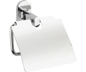 WENKO Toilettenpapierhalter Ersatzrollenhalter WC Klo Papier Halter Power-Loc