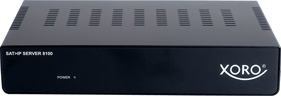 Megasat Xoro Sat>IP Server 8100