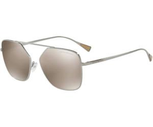 Emporio Armani Sonnenbrille Ea2053, UV 400, schwarz
