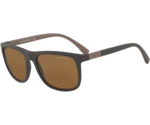 Emporio Armani EA4079 5042/87 Sonnenbrille Herrenbrille guizwKX