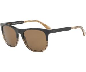 Emporio Armani EA4099 5567/83 (brown-transparent striped brown/polar brown)