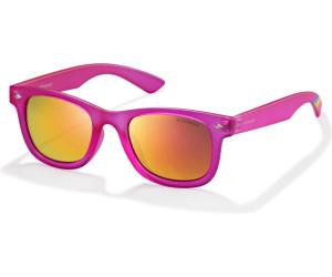 Polaroid Kindersonnenbrille PLD 8009/N-Havanna-Pink IKLdhkIR1