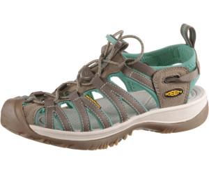 Keen Damen Whisper Sandalen Trekking-& Wanderschuhe, Beige (Shitake/Malachite Shitake/Malachite), 42 EU