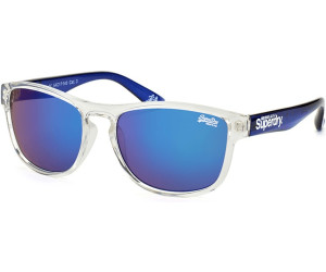 Superdry SDS Rockstar 117 Sonnenbrille in transparent/havanna 54/17 Vmedz