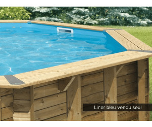 piscine bois ubbink 430
