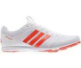 sports shoes c6817 05a2b Adidas Distancestar whitesolar redsolar red