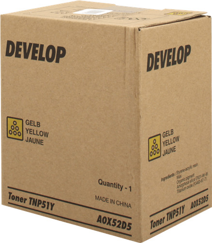 Image of Develop A0X52D5