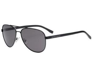 Boss Herren Sonnenbrille » BOSS 0761/S«, schwarz, 10G/NR - schwarz