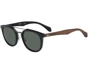 BOSS Hugo Boss Hugo Boss Herren Sonnenbrille Boss 0777/S Y1 Rah, Braun (Havana Brown/Grey), 51