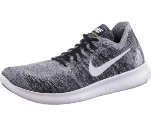 Nike Free RN Flyknit 2017 blackvoltwhite ab 129,99
