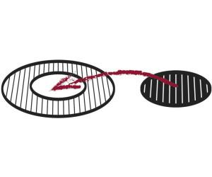 tepro guss grillrost einsatz 47 cm ab 20 45 preisvergleich bei. Black Bedroom Furniture Sets. Home Design Ideas