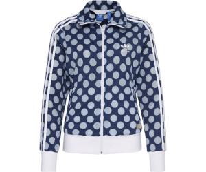 Adidas Firebird Jacke Damen blau gepunktet ab 59,97 ...