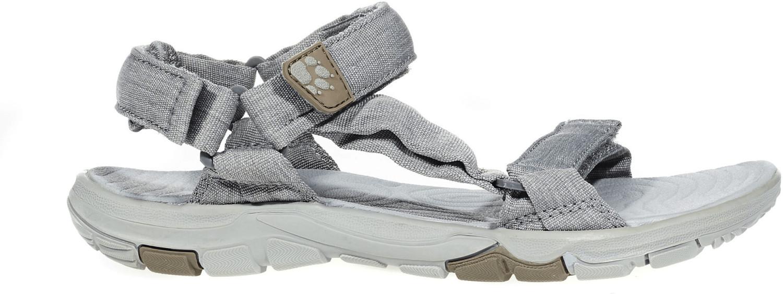 Jack Wolfskin Seven Seas 2 Sandal W tarmac grey