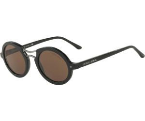 Giorgio Armani Damen Sonnenbrille » AR8072«, schwarz, 501753 - schwarz/braun