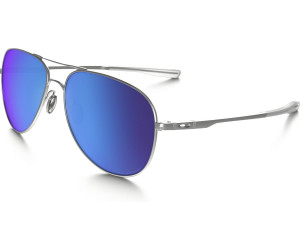4c80f77c3a Buy Oakley Elmont Large OO4119-0760 (satin chrome sapphire iridium ...