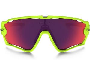 Oakley Herren Sonnenbrille Jawbreaker 929026, Grün (Retina Burn/Prizmroad), 31