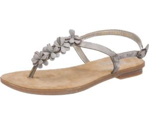 Rieker Riemchen Sandalen Damenschuhe 64281 40 40 Grau   Schuhe24