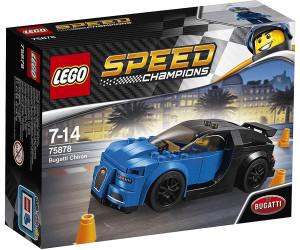 lego speed champions bugatti chiron 75878 ab 10 97. Black Bedroom Furniture Sets. Home Design Ideas