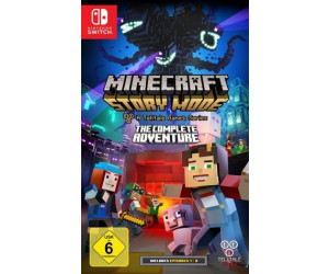 Minecraft Story Mode A Telltale Games Series The Complete - Minecraft story mode kostenlos spielen pc