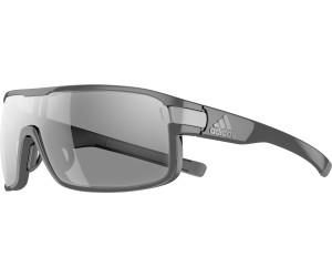 Adidas Eyewear Zonyk S Sonnenbrillen Sonnenbrille black shiny/grey fXH8UF7d