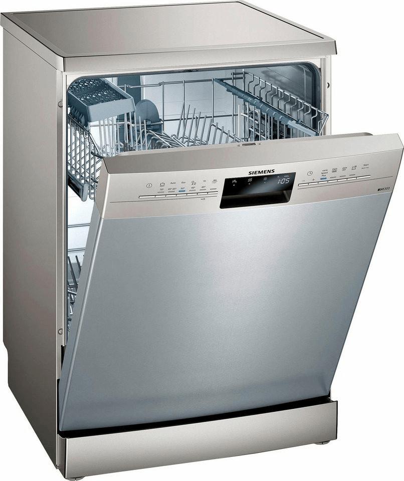 Siemens Siemens iQ300 SN236I01IE lavavajilla Independiente