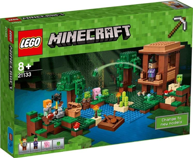 LEGO Minecraft - La cabane de la sorciére (21133)
