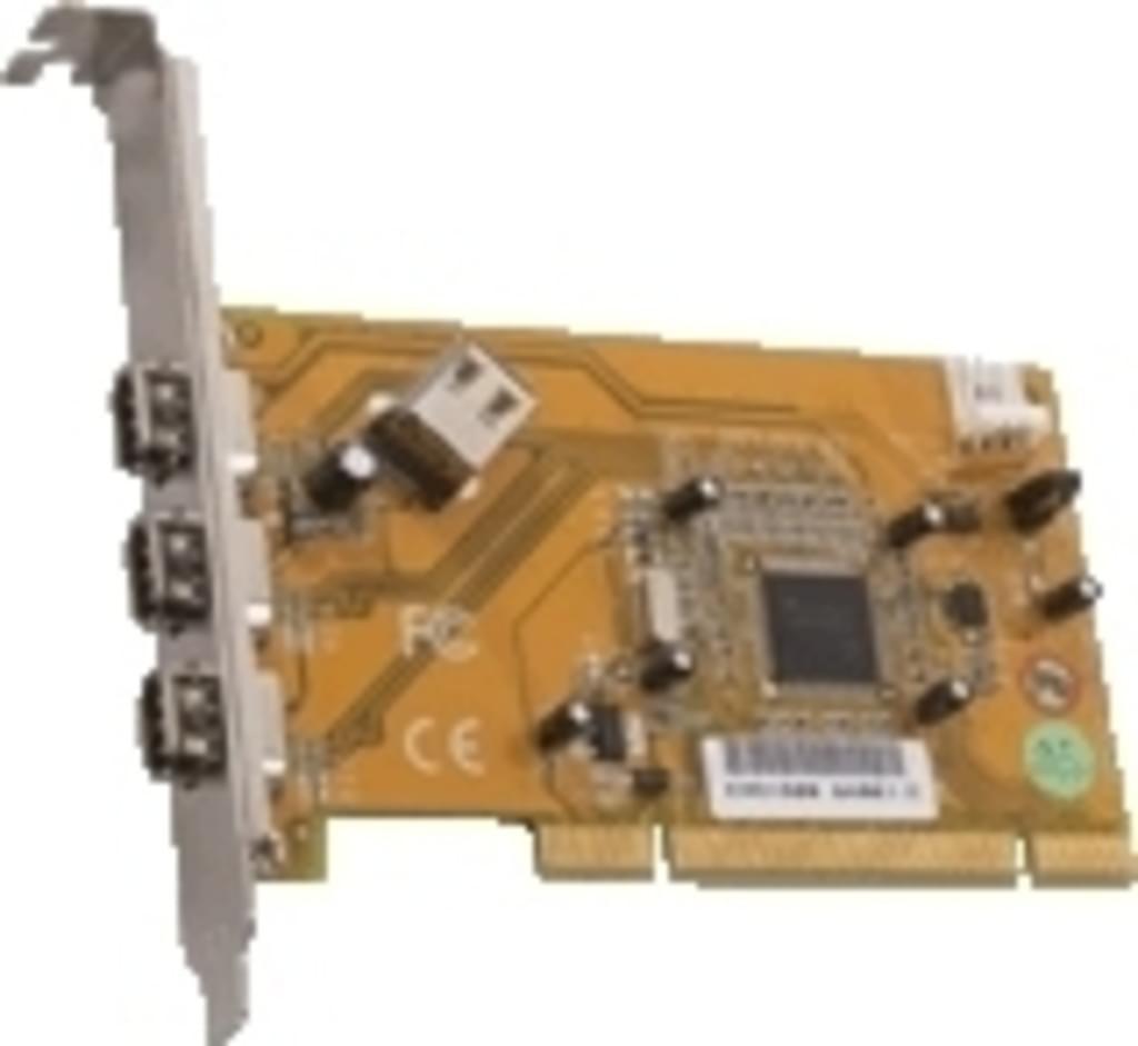 Image of Dawicontrol 3-Port FireWire (DC-1394 PCI)