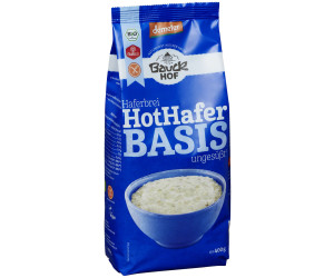 Bauckhof Hot Hafer Basis-Mischung (400g)