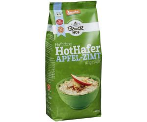 Bauckhof Hot Hafer Apfel-Zimt (400g)