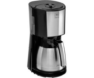 Melitta Kaffeemaschine Kaffeefiltermaschine Look Therm Deluxe mit Edelstahlkanne