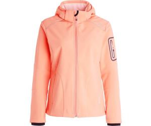 CMP Woman Softshell Jacket Zip Hood CMP 3A05396