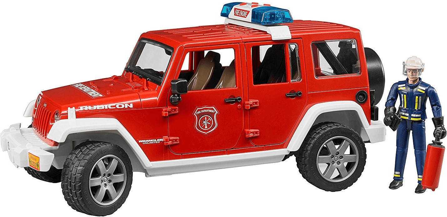 Bruder Jeep Wrangler (02528)