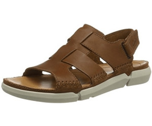 Clarks Clarks Trisand Bay tan leather