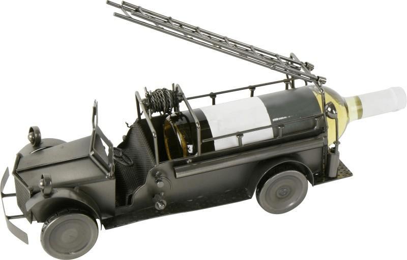 michel toys Flaschenhalter Feuerwehrauto